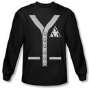Revenge Of The Nerds Shirt Tri Lambda Sweater Long Sleeve Black T-Shirt