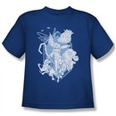 Rise Of The Guardians Shirt Kids Coming For You Royal Youth Tee T-Shirt