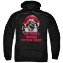 Rocky Horror Picture Show  Hoodie Cast Throne Black Sweatshirt Hoody