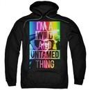 Rocky Horror Picture Show  Hoodie Wild Thing 2 Black Sweatshirt Hoody