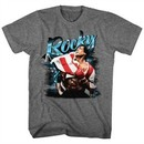 Rocky Shirt Airbrush Athletic Heather T-Shirt