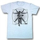 Rocky Shirt Virtuvian Rocky Athletic Heather T-Shirt