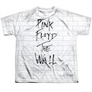 Roger Waters Shirt The Wall Sublimation Youth T-Shirt Front/Back Print