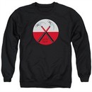 Roger Waters Sweatshirt The Wall Hammers Adult Black Sweat Shirt