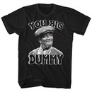 Sanford & Son Shirt Big Dummy Black T-Shirt