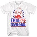 Sanford & Son Shirt Vote For Fred White T-Shirt