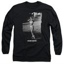 Scary Movie  Long Sleeve Shirt Carmen Electra Help Me Black Tee T-Shirt