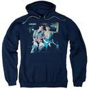 Scorpions Hoodie Love Drive Navy Sweatshirt Hoody