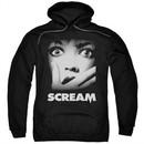 Scream  Hoodie Movie Poster Black Sweatshirt Hoody