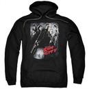 Sin City  Hoodie Movie Poster Black Sweatshirt Hoody