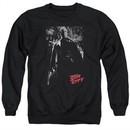 Sin City  Sweatshirt John Hartigan Adult Black Sweat Shirt