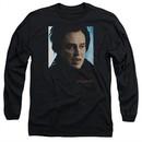 Sleepy Hollow Shirt The Horse man Long Sleeve Black Tee T-Shirt