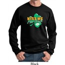 St Patrick's Day Kiss Me I'm Irish Sweatshirt