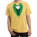 St Patricks Day Mens Shirt Irish Tuxedo Pigment Dyed Tee T-Shirt