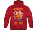 Star Trek Hoodie I Got This Red Sweatshirt Hoody