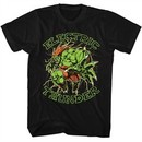 Street Fighter Shirt Electric Thunder Black T-Shirt