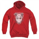 Suicide Squad Kids Hoodie The Way Red Youth Hoody