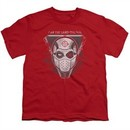 Suicide Squad Kids Shirt The Way Red T-Shirt