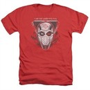 Suicide Squad Shirt The Way Heather Red T-Shirt