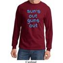 Suns Out Guns Out Long Sleeve Shirt