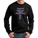 Support Pancreatic Cancer Awareness Sweatshirt