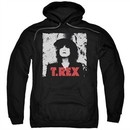 T.Rex Hoodie The Slider Black Sweatshirt Hoody