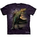 T-Rex Kids Shirt Tie Dye Dinosaur T-shirt Tee Youth