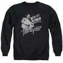 Ted Nugent Sweatshirt Madman Adult Black Sweat Shirt