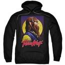 Teen Wolf Hoodie Headphone Wolf 2 Black Sweatshirt Hoody