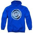 The Amazing Race Hoodie Around The World Royal Blue Sweatshirt Hoody