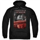 The Amityville Horror Hoodie Cold Red Black Sweatshirt Hoody