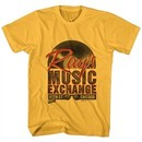 The Blues Brothers Shirt Ray's Music Gold T-Shirt