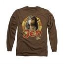 The Dark Crystal Shirt Jen Circle Long Sleeve Charcoal Tee T-Shirt
