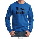 The Dog Father Black Print Sweatshirt