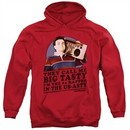 The Goldbergs Hoodie Big Tasty Red Sweatshirt Hoody