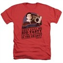 The Goldbergs Shirt Big Tasty Heather Red T-Shirt