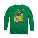 The Joker Shirt Loaded Fish Long Sleeve Wasabi Tee T-Shirt