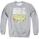 The Last Man On Earth Sweatshirt Margarita Pool Adult Athletic Heather Sweat Shirt