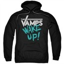 The Vamps Hoodie Wake Up Black Sweatshirt Hoody