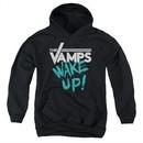 The Vamps Kids Hoodie Wake Up Black Youth Hoody