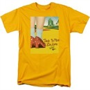The Wizard Of Oz Shirt The Way Home Gold T-Shirt