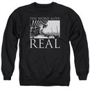 The Word Alive Sweatshirt Real Adult Black Sweat Shirt