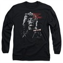 They Live  Long Sleeve Shirt Who are They? Black Tee T-Shirt