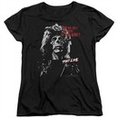 They Live  Womens Shirt Who are They? Black T-Shirt
