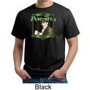 Three Stooges Organic T-Shirt Funny Moe Jito Adult Tee Shirt