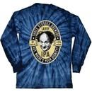 Three Stooges Tee Larry IPA Long Sleeve Tie Dye Shirt