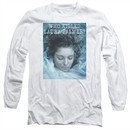 Twin Peaks Long Sleeve Shirt Who Killed Laura White Tee T-Shirt