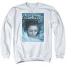 Twin Peaks Sweatshirt Who Killed Laura Adult White Sweat Shirt