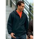 Sport Tek Hoodie Sweatshirt Full Zip Fleece Hooded Sweat Shirt