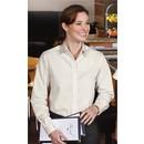 Port Authority Ladies Dress Shirt Long Sleeve Easy Care Soil Resistant Blouse